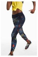 Load image into Gallery viewer, Desigual - Geopatch Leggings