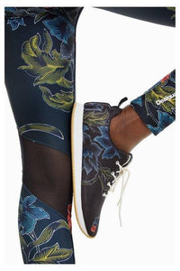 Desigual - Geopatch Leggings
