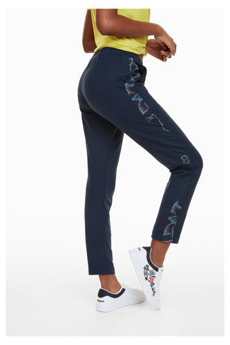 Desigual - Geopatch Sweatpants