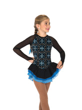 Load image into Gallery viewer, J191/18 Filigree Freeze Dress