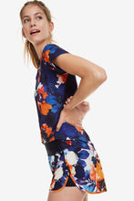 Load image into Gallery viewer, Desigual Floral Print Shorts