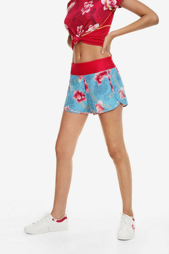 Desigual Hindi Dancer Shorts