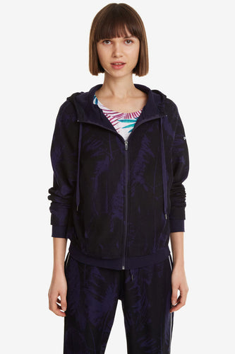 Desigual Bio Patching Hooded Sweatshirt
