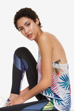 Load image into Gallery viewer, Desigual Bio Patching Tank Top