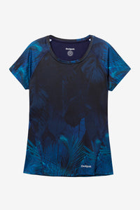 Desigual Bio Patching Technical T-Shirt
