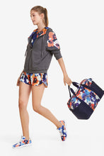 Load image into Gallery viewer, Desigual Matilde Camo Flower Gym Bag