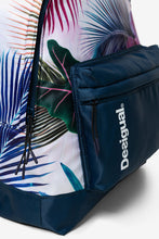 Load image into Gallery viewer, Desigual Tropical Print Backpack