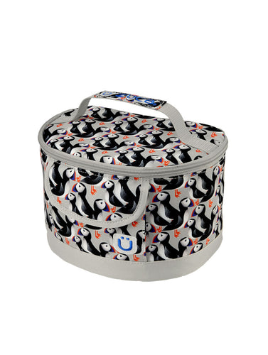Playful Puffins Lunchbox