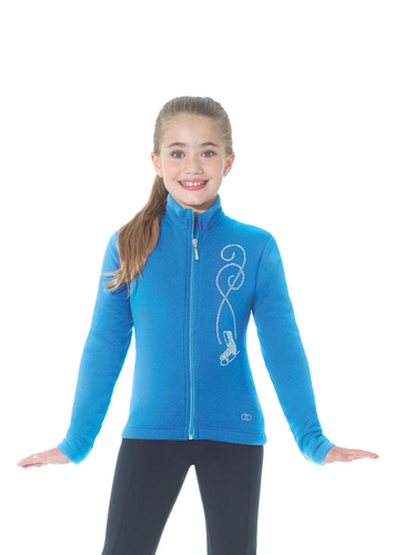 MD24483 Mondor Polartec Crystal Jacket Blue - Adult