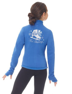 MD24485 Mondor Polartec Jacket Vivid Blue - Adult