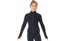 Load image into Gallery viewer, Mondor Black Polartec Jacket with Sequin Skater