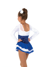 Load image into Gallery viewer, J029/19 Snowy Sapphire Dress
