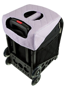 Zuca Lilac/Purple Seat Cover