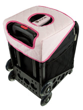 Load image into Gallery viewer, Zuca Pink/Pale Pink Seat Cover
