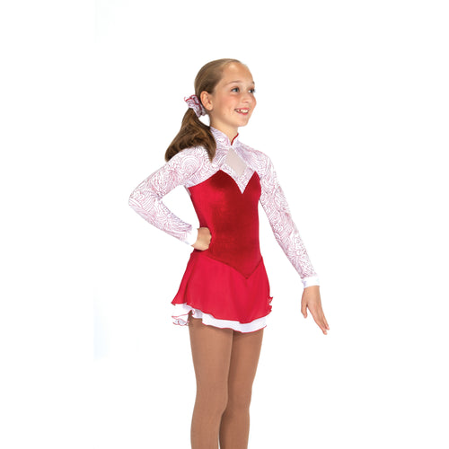 J430/20 Candy Apple Dress