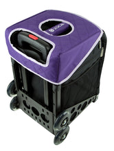 Load image into Gallery viewer, Zuca Lilac/Purple Seat Cover