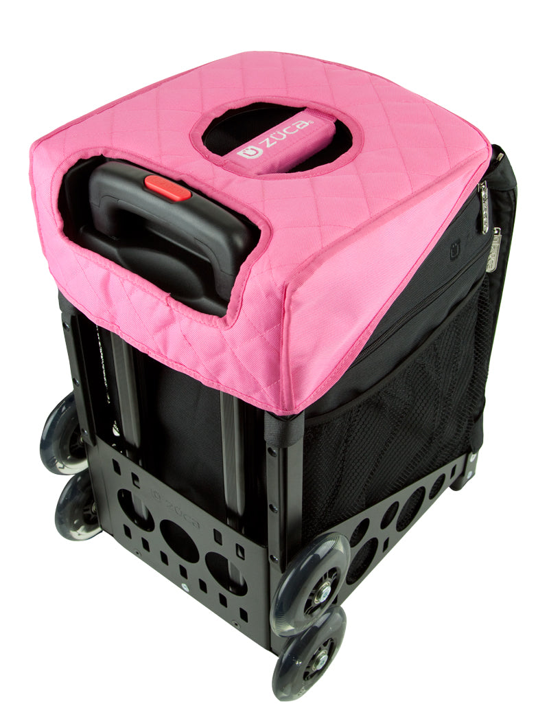 Zuca Pink/Pale Pink Seat Cover