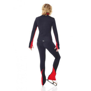 MD503 Mondor PowerMax Leggings - Rouge