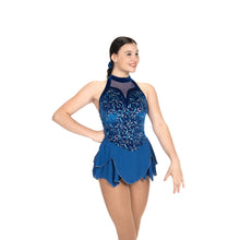 Load image into Gallery viewer, J538/20 Bijoux Dress - Royal Blue