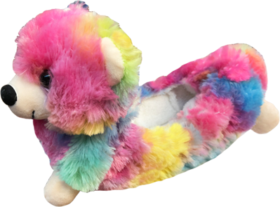 ChloeNoel Colourful Bear Soakers