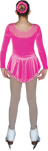 Load image into Gallery viewer, ChloeNoel DLV688 Pink Dress - Child Large