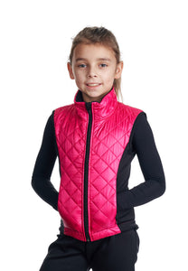JOFA JIV Vest - Red/Black