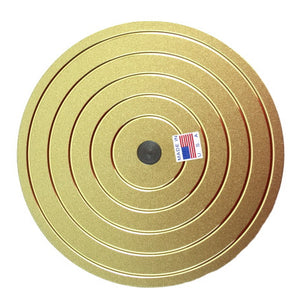 Off Ice Spinner - Gold/Pink