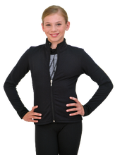 Load image into Gallery viewer, J11 ChloeNoel Fitted Polar Fleece Jacket