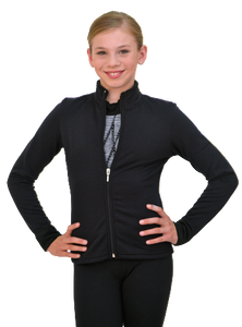 J11 ChloeNoel Fitted Polar Fleece Jacket