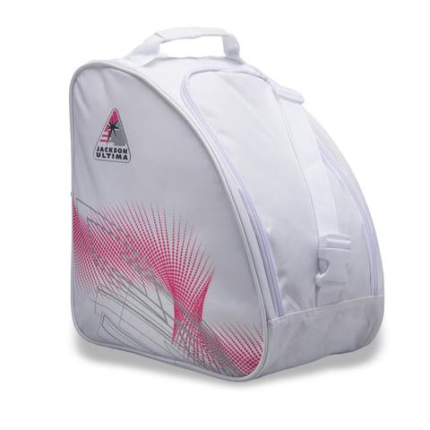 Jackson Oversized Skate Bag - Pink White