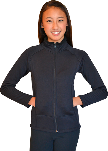 JT22U ChloeNoel Unisex Fleece Jacket