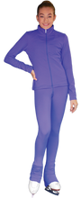 Load image into Gallery viewer, PS735 ChloeNoel Elite Solid Colour Pants Periwinkle