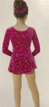 Load image into Gallery viewer, MD2750/16 Magenta Dress