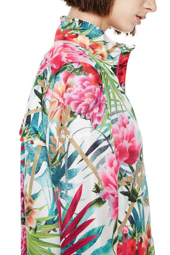 Desigual - Tropic Lightweight Jacket