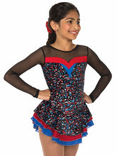 Load image into Gallery viewer, J188/16 Prisma Charisma Dress - Child 8-10