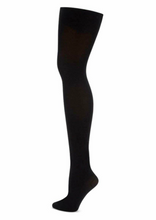 Load image into Gallery viewer, Danskin Footed tights 389 - Black