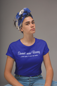 Royal Blue Tee