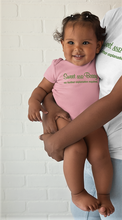 Load image into Gallery viewer, Infant Petal Pink Bodysuit