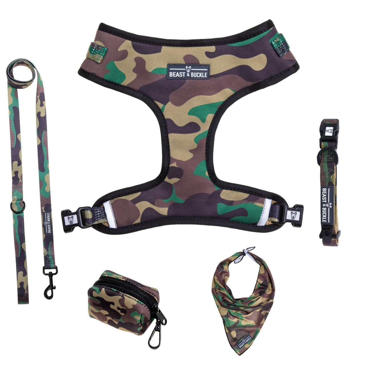 Camo Collection Bundle - Beast & Buckle