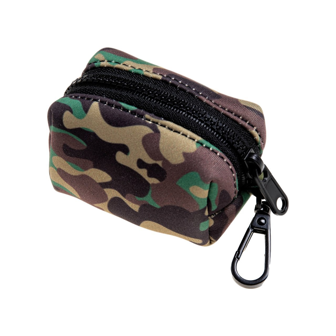Camo Poop Bag Holder - Beast & Buckle