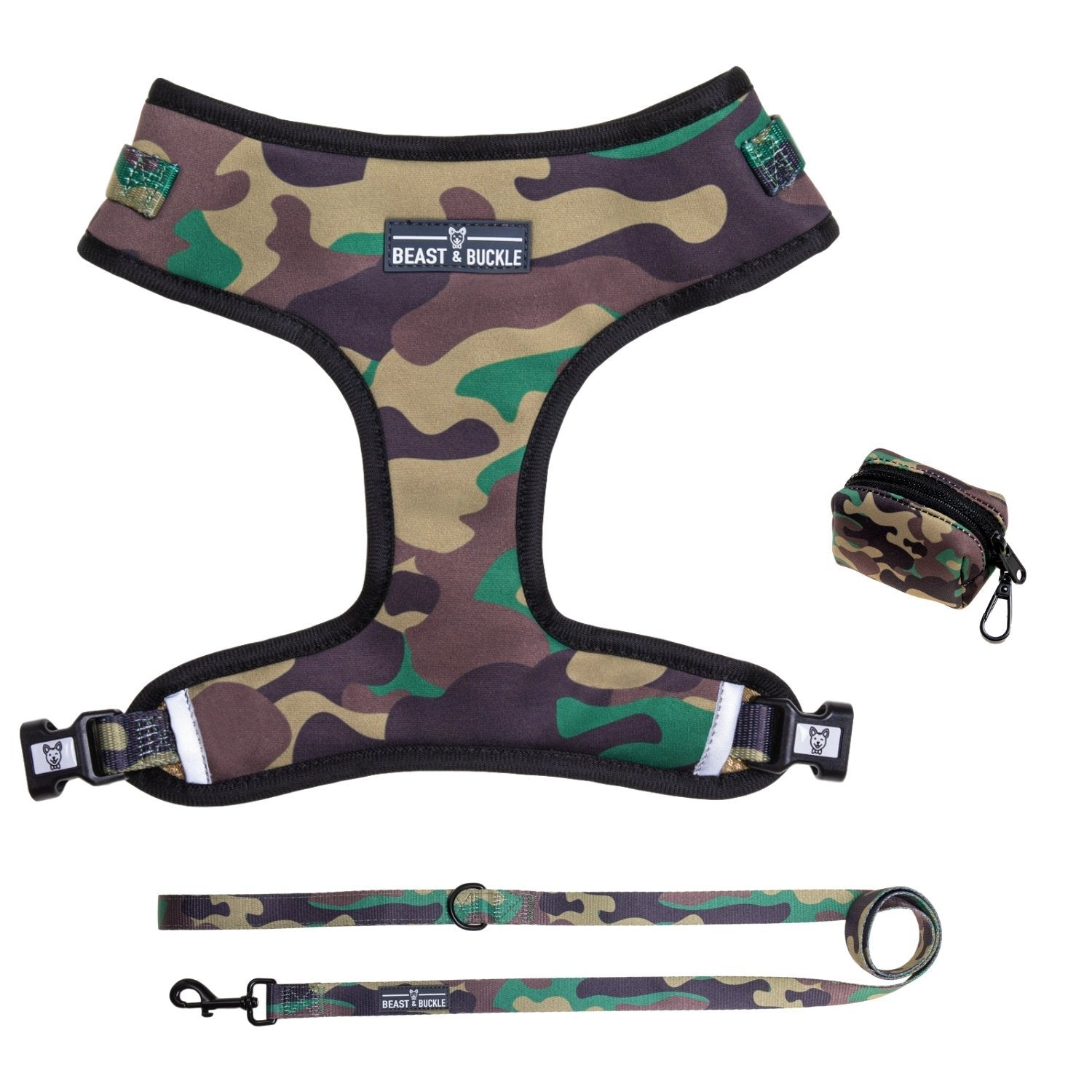 Camo Walking Bundle - Beast & Buckle