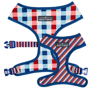 Checkmate Reversible Dog Harness
