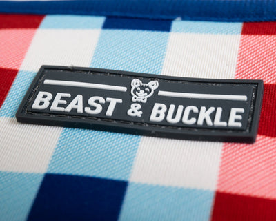 Checkmate Reversible Dog Harness - Beast & Buckle
