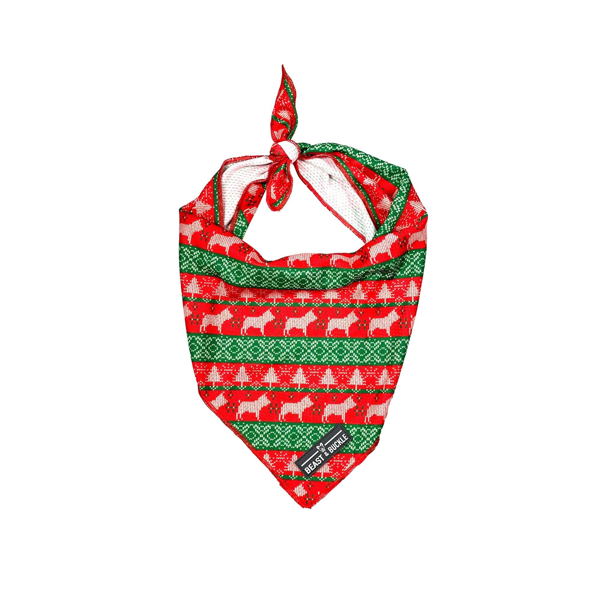 Christmas Cooling Bandana - Beast & Buckle