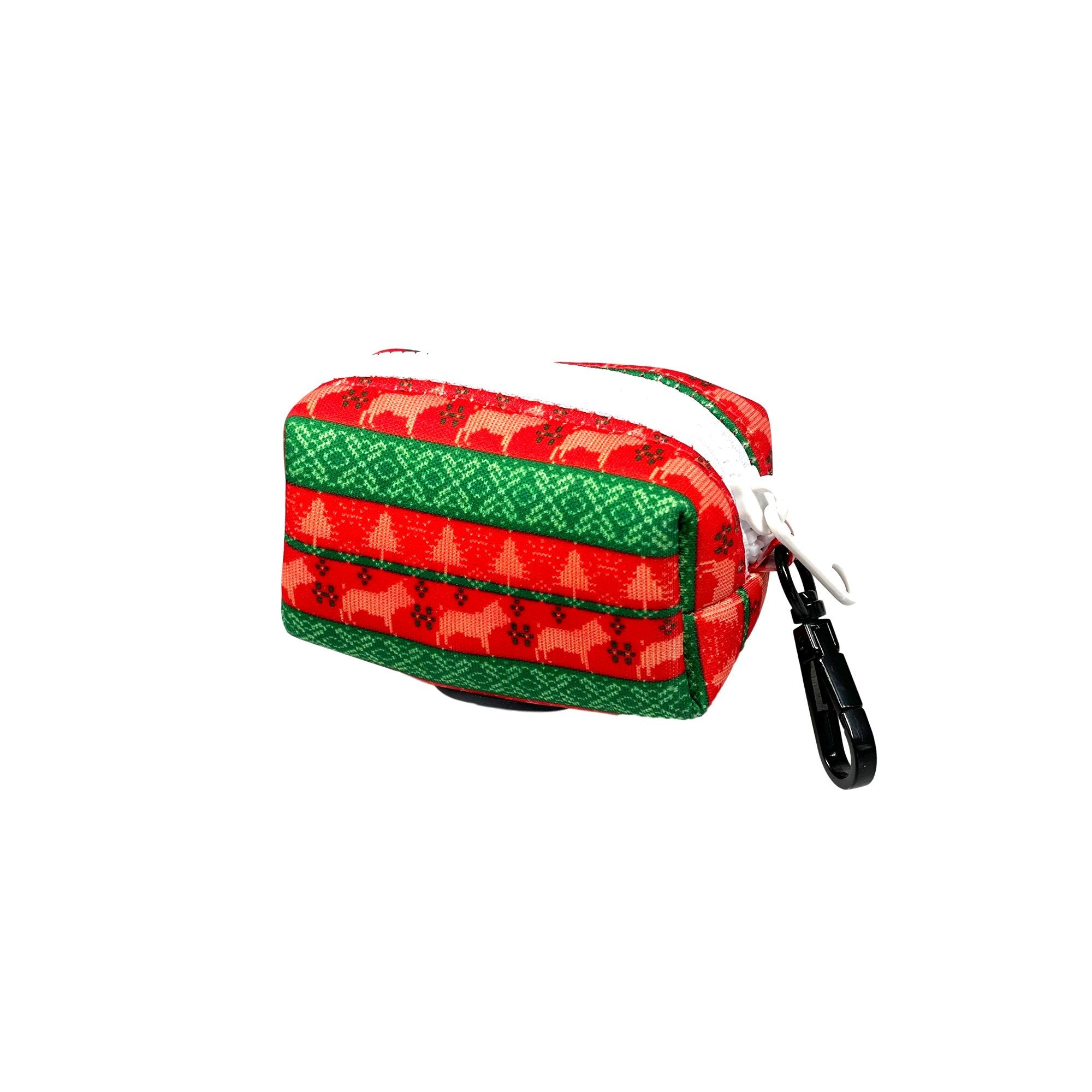 Christmas Poop Bag Holder - Beast & Buckle