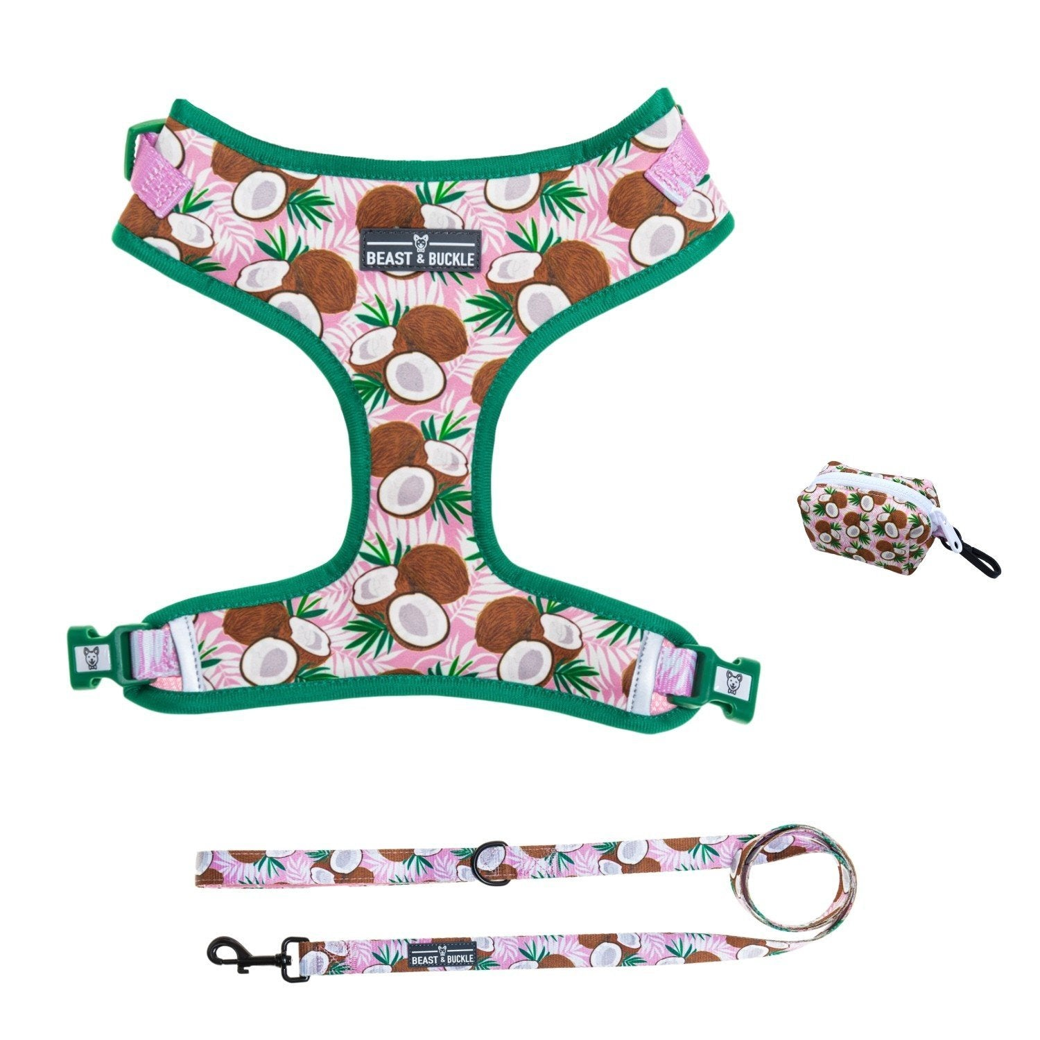 Coconut Walking Bundle - Beast & Buckle