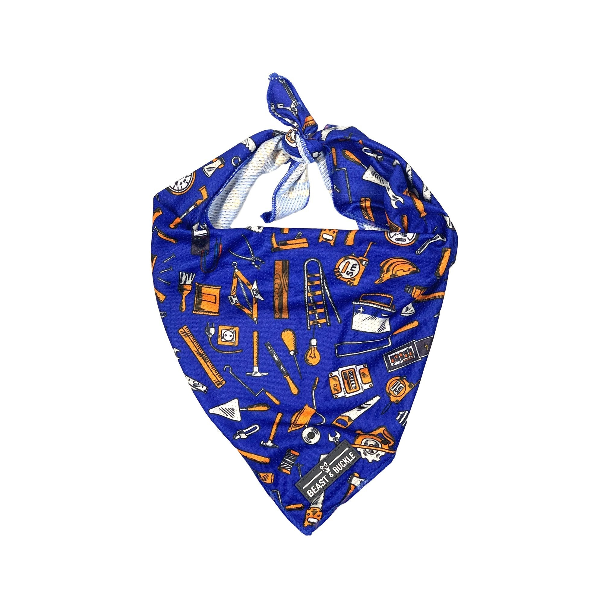 Construction Cooling Bandana - Beast & Buckle