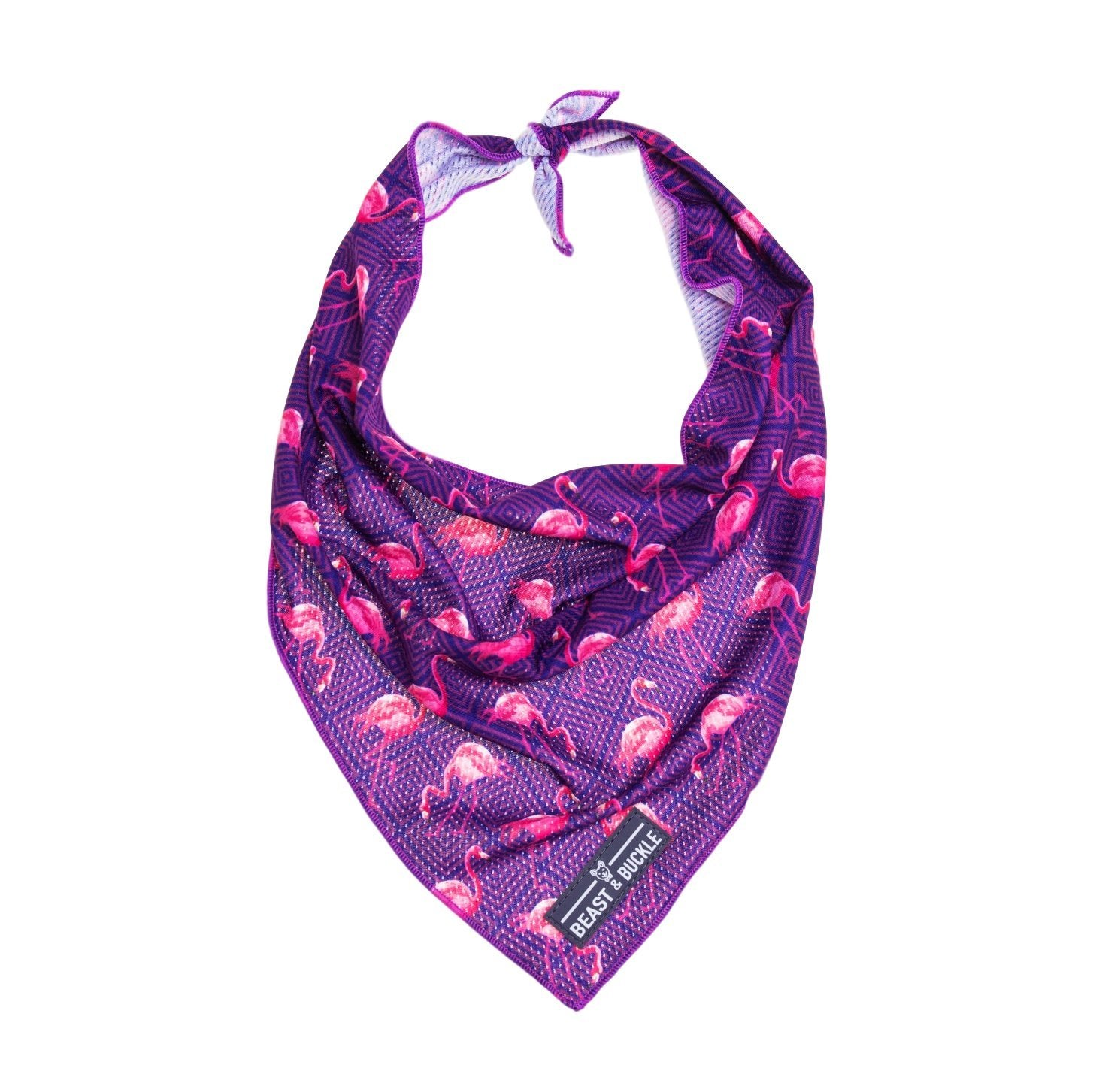 Flamingo Cooling Bandana - Beast & Buckle