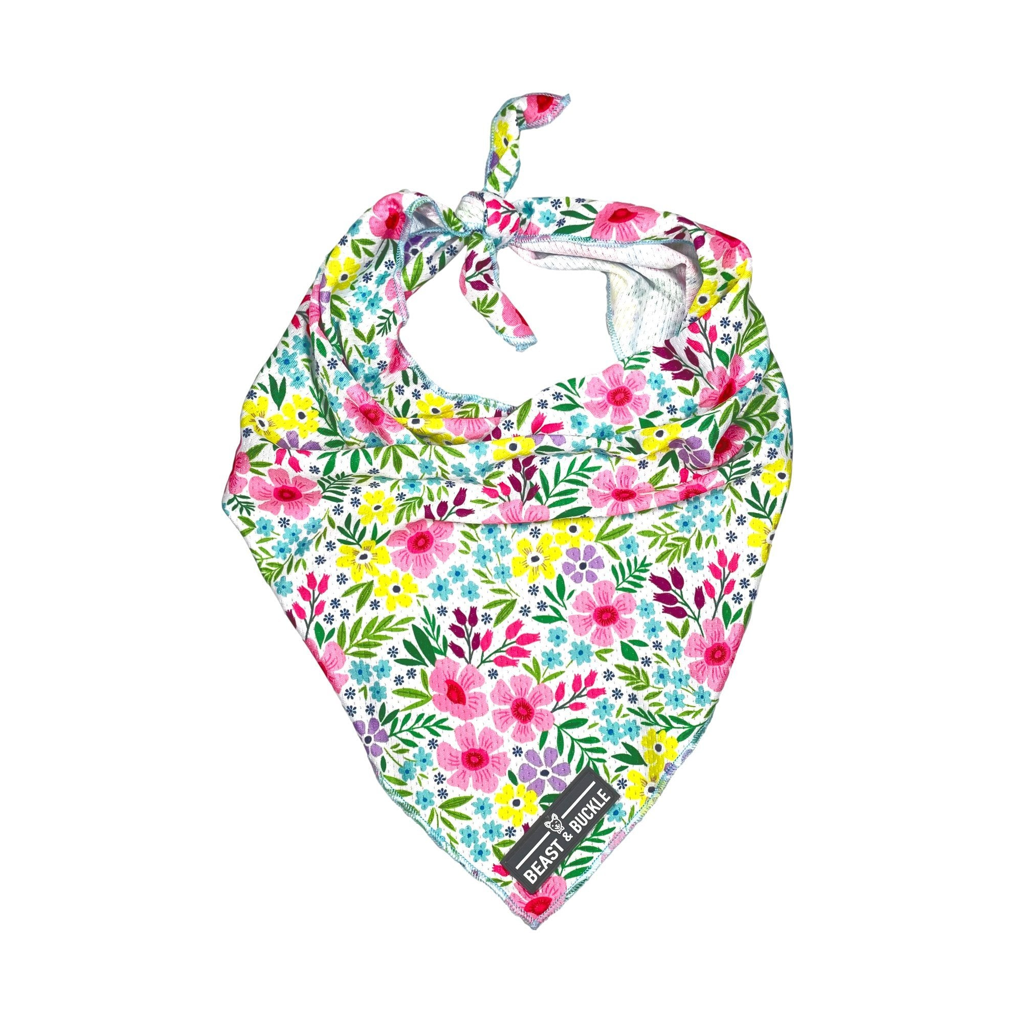 Floral Cooling Bandana - Beast & Buckle