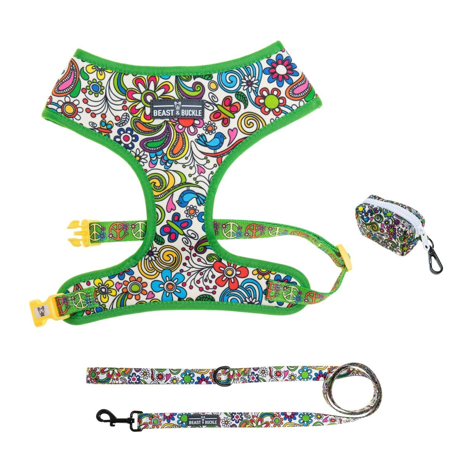 Flower Power Walking Bundle - Beast & Buckle